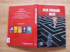 2020 Endgame Maze by GM Invanisevic & GM Perunovic + GM Tadic Chess Informant