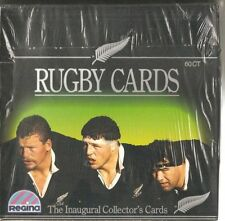 Box Rugby Union Trading Cards