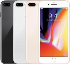 Apple iPhone 8 Plus 64GB/256GB (GSM Desbloqueado de fábrica; AT&T/T-Mobile) Smartphone