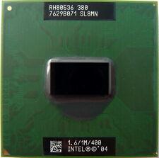 Intel Celeron M CPU 1.60 GHz / 1M / 400 Mhz No. 380 Mobile Processor SL8MN