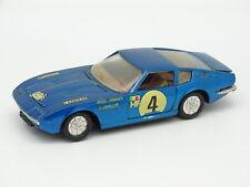 Norev Jet Car SB 1/43 - Maserati Ghibli Bleue
