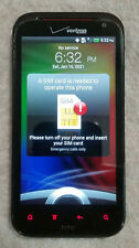 New listing Htc Rezound Verizon Adr6425 4G Lte Smartphone with 32Gb Sd Card and Extras!