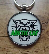 Arctic Cat Snowmobile Reproduction Keychain ZR Firecat F7