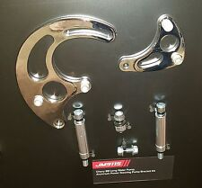 Big Block Chevy Power Steering Pump Bracket Kit CNC CHROME Chevelle 396 454 496