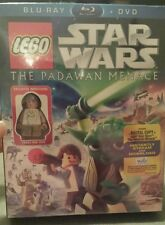 LEGO Star Wars the Padawan Menace Young Han Solo minifig exclusive Blu-ray+DVD