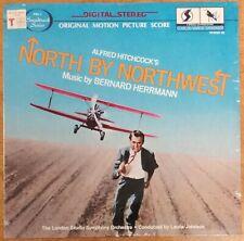 North by Northwest Bernard Herrmann 1980 SEALED USA LP