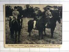 1963 Successful Young Riders In Gymkhana Western Hunt Pony Club Ponsandane
