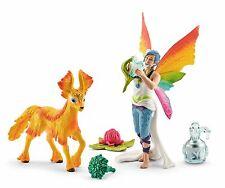 Schleich Bayala Fantasy World - Dunya with foal (41438)