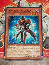 Carte YU GI OH MAGICIEN GAGAGA STARFOIL SP13-FR002