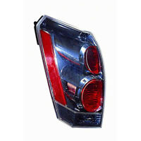 07-09 Fits Nissan Quest Left Driver Side Tail Light With Clear Lens