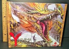 YASHIMA Legend of the Kami Masters Board Game Greenbrier Games NEW & SEALED
