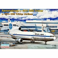 """Eastern Express 144114 Lockheed L-1011-500 TriStar """"PanAmerica"""" /airliner/ 1/144"""