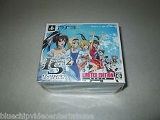 Infinite Stratos 2: Ignition Hearts Limited Edition PS3 Japan Import FREE SHIP