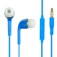 Stereo In Ear Earphone Headphone Sport Headset With Mic for Samsung Galaxy S5 S6