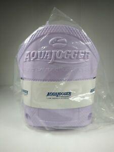 AquaJogger Purple Water Exercise Buoyancy Belt - New