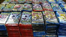 10 Pokemon Booster Packs-Random-Buy 2 lots get 1 pack  FREE- This lot ships FAST