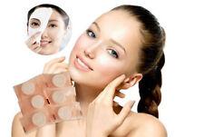 20x Blanco Natural Comprimido Limpieza Facial Cuidado Piel Belleza cáscara de mascarillas