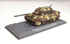 Altaya 1:72 Panzerjäger Tiger Ausf. B Sd.Kfz.186 Jagdtiger Heidelberg Germany 45
