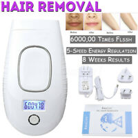 600000 Laser IPL Permanent Hair Removal Machine Body Skin Rejuvenation Epilator