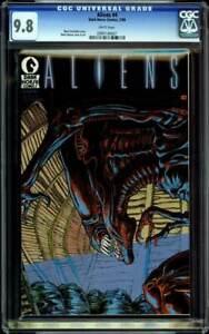 Aliens #4 CGC 9.8 Dark Horse Comics 1989