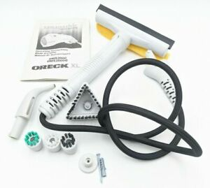 Oreck Sanapathic Vapor Machine Parts Instructions Nozzles Squeegee Hose Tips
