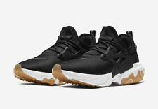 Nike React Presto Black White Gum AV2605-007 Running Shoes Men's Multi Sizes NEW