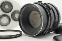 [EXC+5] Mamiya Sekor SF C 150mm f/4 Soft Focus Lens 3 Filter set From Japan