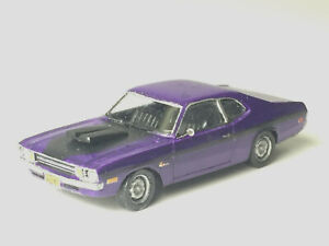 72 Dodge Demon Custom Hand Built Super Detailed Last One MUST SEE HO 1:87 Scale