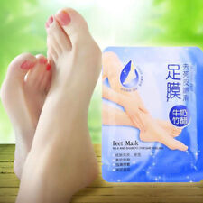 Useful Exfoliating Peel Foot Mask Baby Soft Feet Remove Callus Hard Dead Skin JT