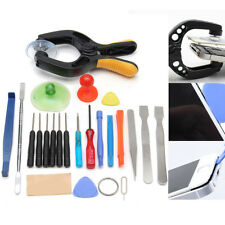Mobile Phone Screen Opening Tools Plier Suction Cup Pry Spudger Repair Kit Set