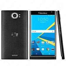 New Unlocked Verizon Blackberry PRIV STV100-02 32GB Android Black Smartphone