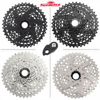 SUNRACE CSM680/CSM990 8/9Speed 11-40T MTB Bike Cycling Cassette fit Shimano SRAM