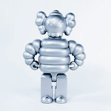 "KAWS x Mad Hectic Silver Chum 400% Kubrick 11"" Designer Toy (2003)"