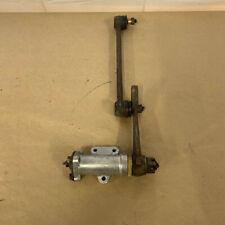 Original Austin Healey 3000 MOWOG Steering Idler Assembly w Side Rod 1B6287 OEM