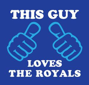 This Guy Loves The Royals shirt baseball Kansas City Benintendi Santana Perez