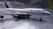 * Herpa Wings 506915-002  Delta Air Lines Boeing 747-400 1:500 Scale