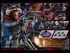 Hot Toys 1/6 Avengers: Endgame Rocket Figure Racoon Groot Thanos