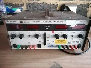 TTi PL320QMD Bench Power Supply PSU Dual Channel