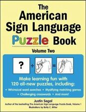 The American Sign Language Puzzle Book Vol. 2