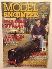 Model Engineer Magazine Vol. 193 No. 4229 - 3 16 September 2004