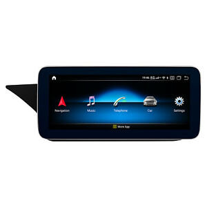 """10.25"""" Mercedes E Class (10-16) CarPlay, 4/64GB ROM Android Touchscreen"""