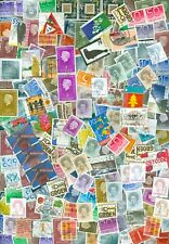 18 kilo stamps from THE NETHERLANDS off paper about 360.000 stamps FROM CHARITY.