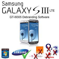 Samsung Galaxy S3 LTE (GT-I9305) Debranding Software