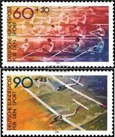 BRD (BR.Deutschland) 1094-1095 (kompl.Ausgabe) postfrisch 1981 Sport