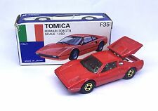 MADE IN JAPAN TOMY TOMICA F35 FERRARI DINO 308 GTB 1/60 DIECAST CAR RED RARE