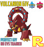 6IV EVENT VOLCANION ⚔️ 🛡 SWORD & SHIELD ⚔️🛡 Legit & Perfect