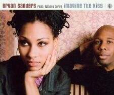 Bryan Sanders Imagine the kiss (2001, feat. Nataly Dorra)  [Maxi-CD]