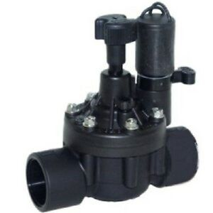 "Toro TPVF100 1"" Slip Connect Sprinkler Valve with Flow Control"