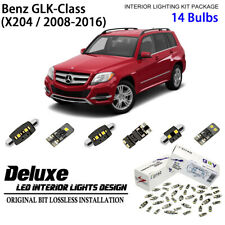 Deluxe LED Interior Light Kit Replacement for 2008-2016 Benz GLK- Class (Set A)