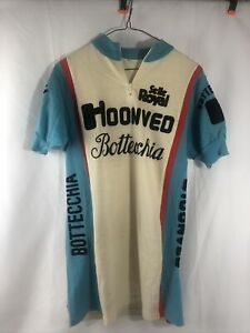 Vtg Maglia Ciclismo Vittore Gianni Hoonved Bottecchia Original Size 5 Cycling